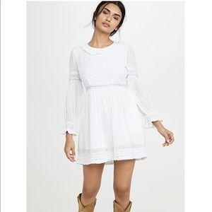 NWT LoveShackFancy Jullian dress